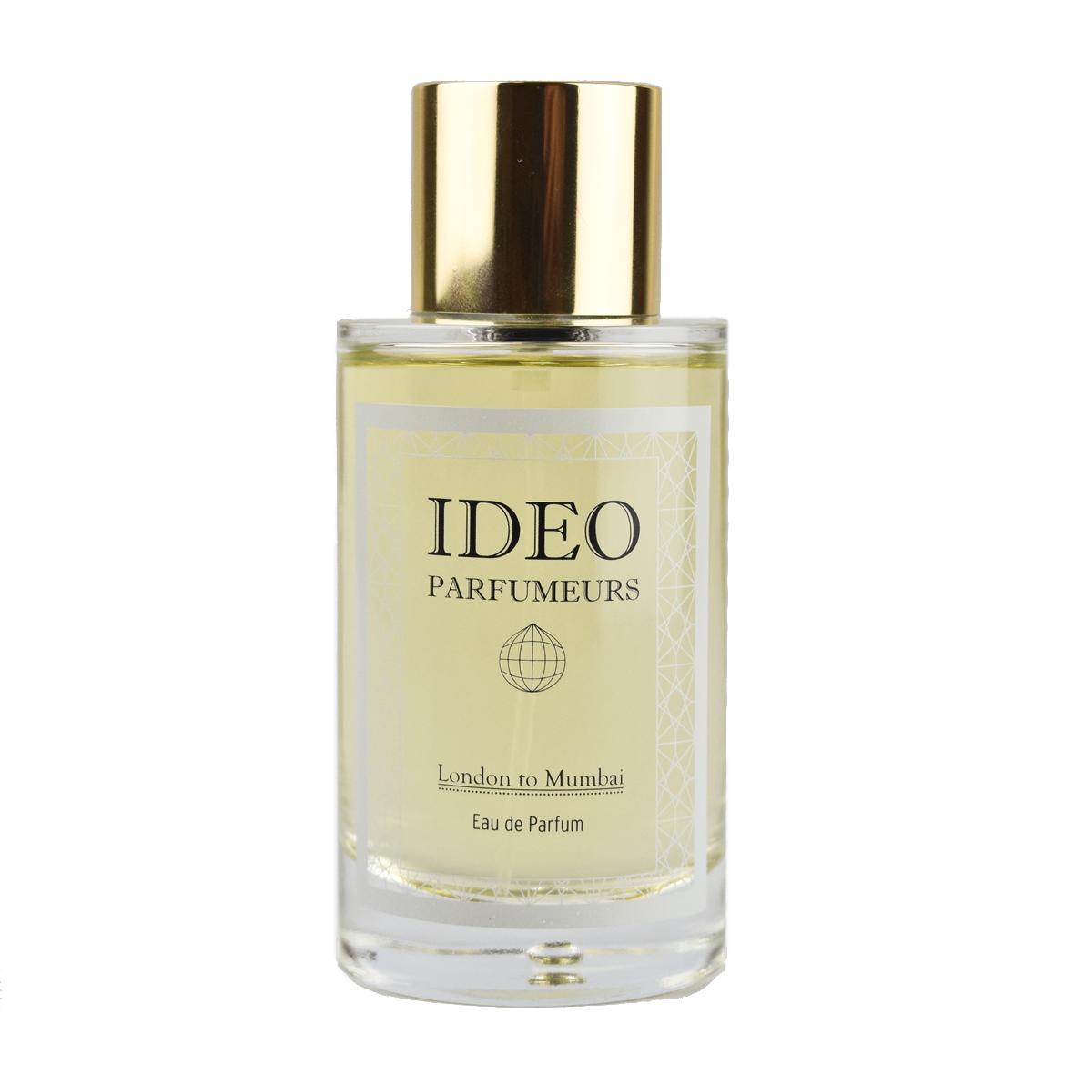 Ideo parfumeurs london to mumbai edp 100ml for Ideo products
