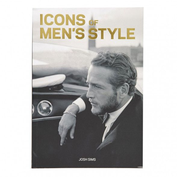 Book - Icons Of Mens Style By Josh Sims