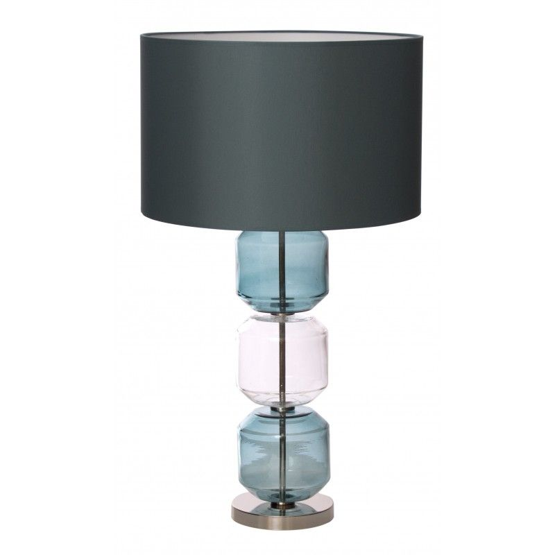 Hampton Lamp - Blue