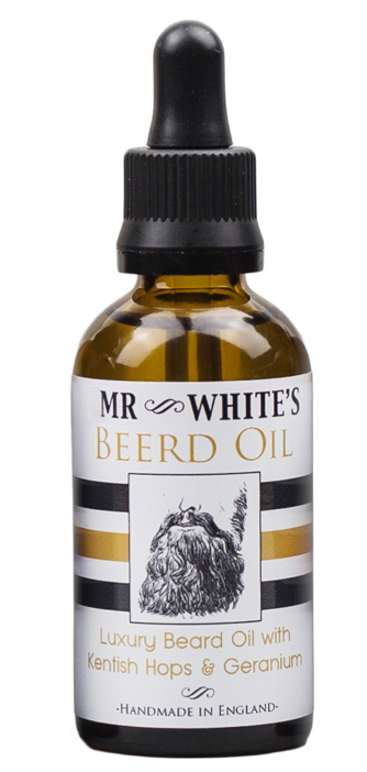 Mrs White's Beerd Oil 50ml