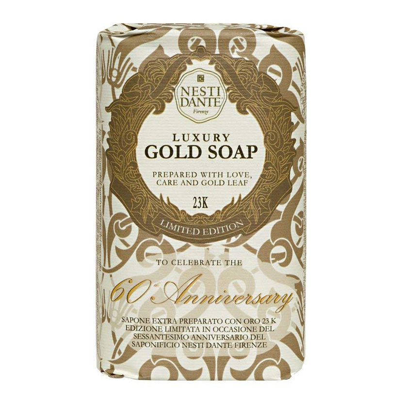 Nesti Dante Soap - Luxury Gold Soap